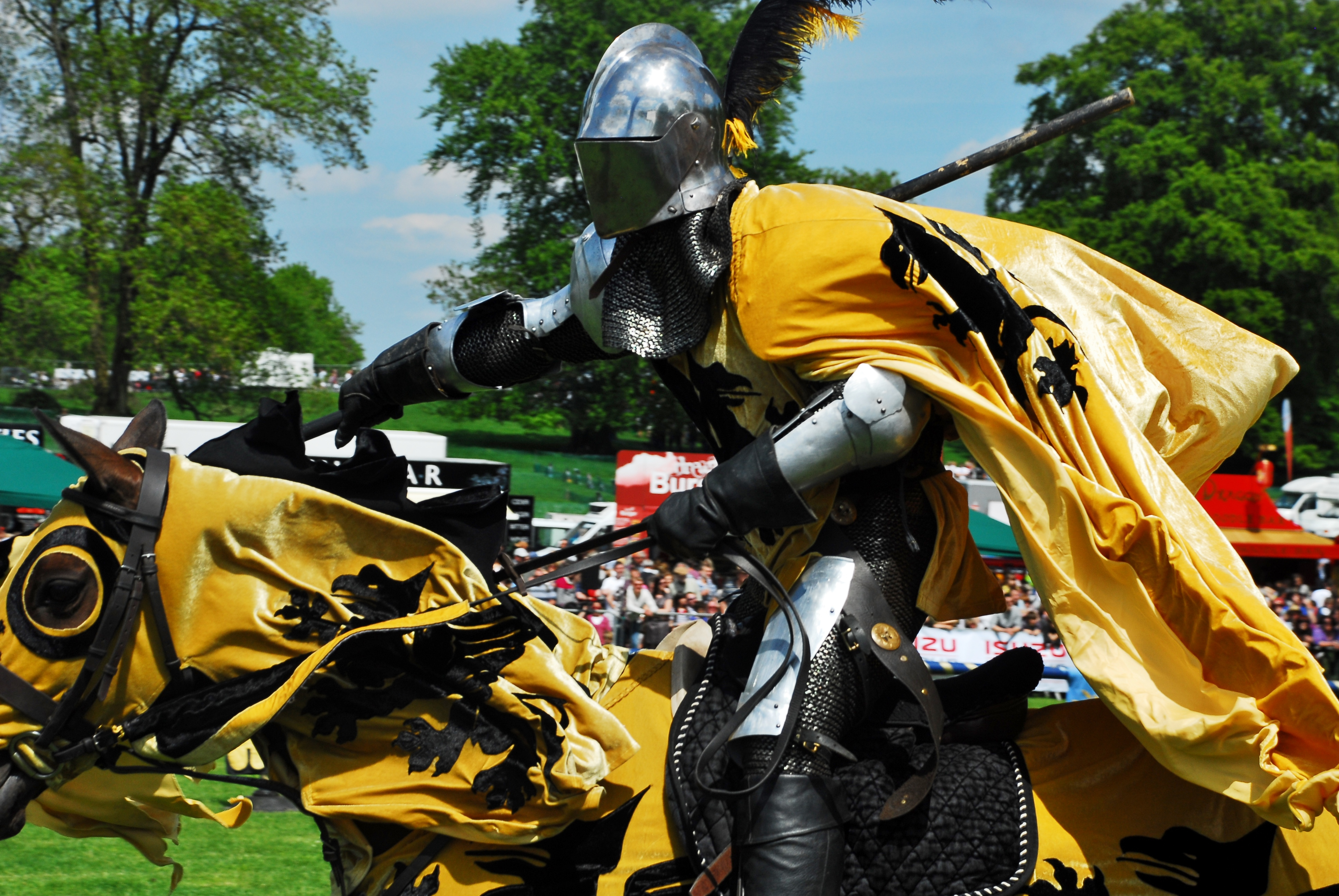 Middle Ages Knights Jousting Summer news from the knights Knights In The Middle Ages Jousting